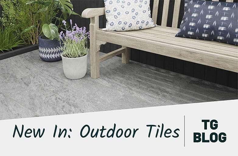 New In: Outdoor Tiles