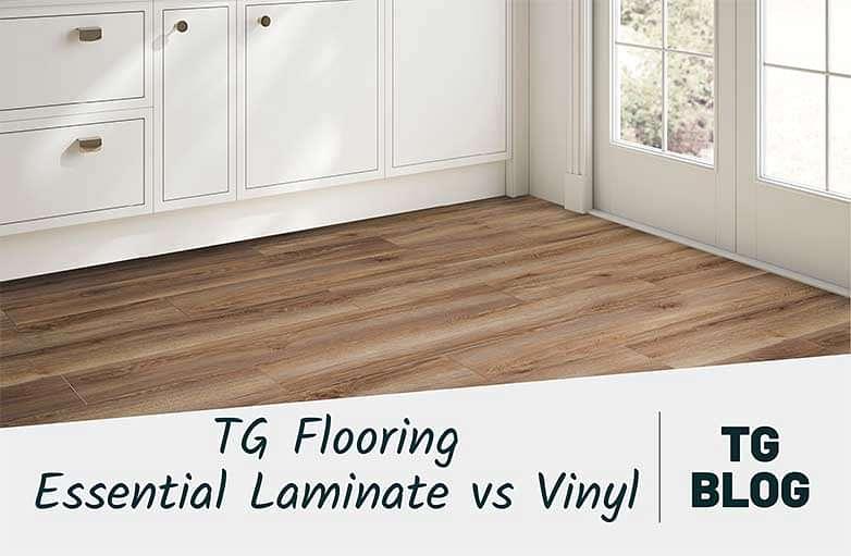 Essential Laminate vs Vinyl