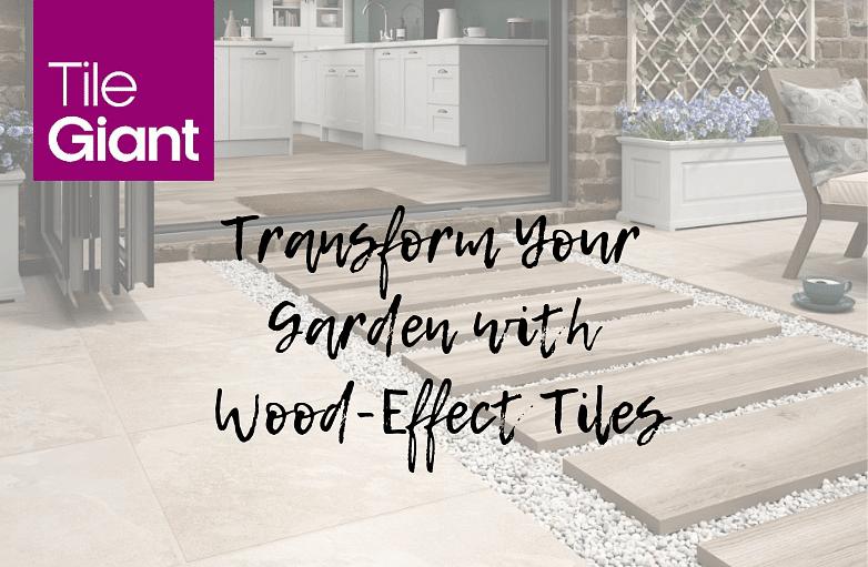 Transform Your Garden: Wood-Effect Outdoor Tiles