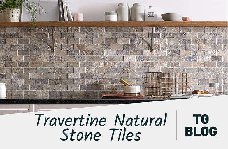 Travertine Natural Stone Tiles