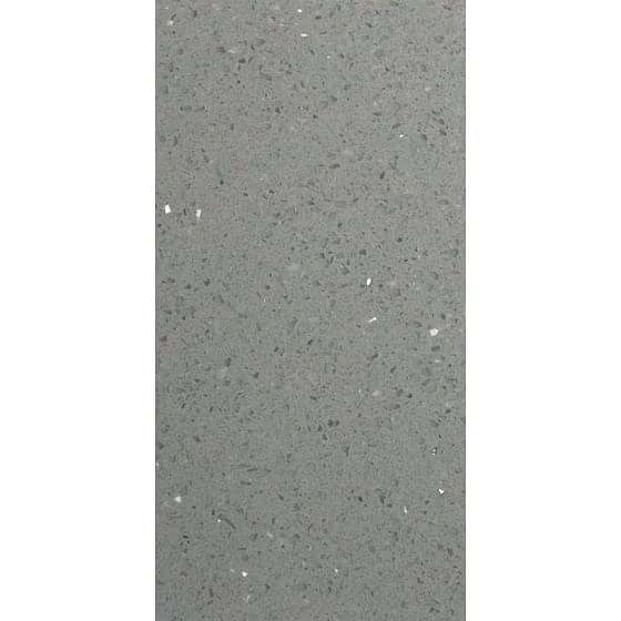 Mirror Grey Quartz Tile 300x600