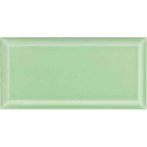 Deep Metro Mint Green 100x200