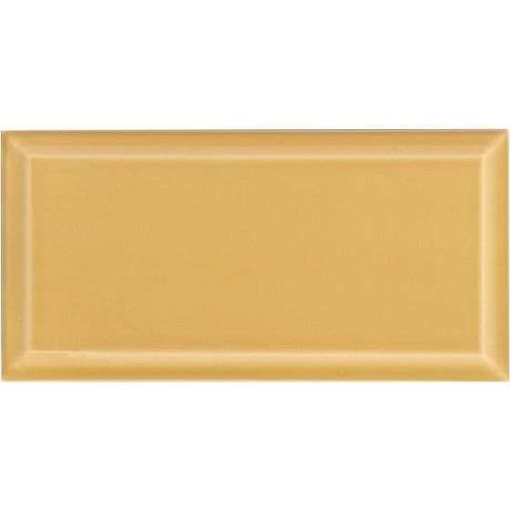 Deep Metro Mustard 100x200