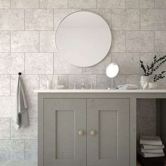 Messina Marble Effect Grey