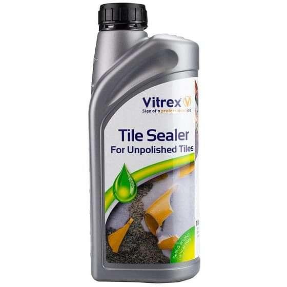Vitrex Tile Sealer for Unpolished Tiles 1 Litre