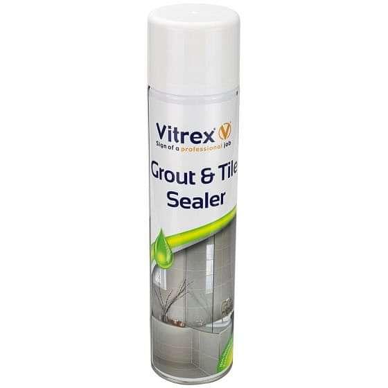 Vitrex Grout & Tile Sealer 600ml