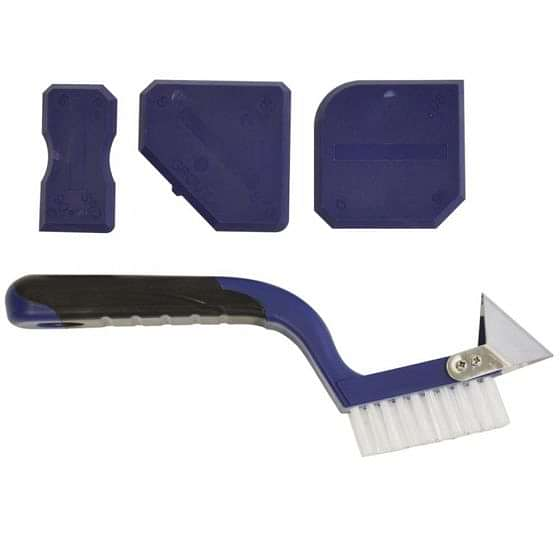 Vitrex Grout, Silicone Remover & Finisher Kit