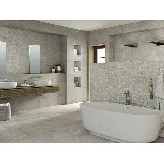 Horizon Dark Grey Wall 300x600
