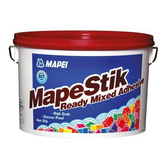 Mapei Mapestik Wall Tile Adhesive 15kg
