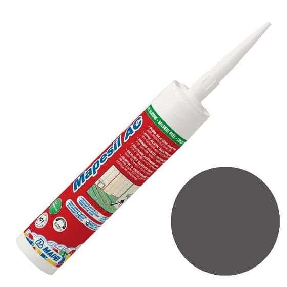 Mapei Mapesil AC London Grey (119) Silicone 310ml