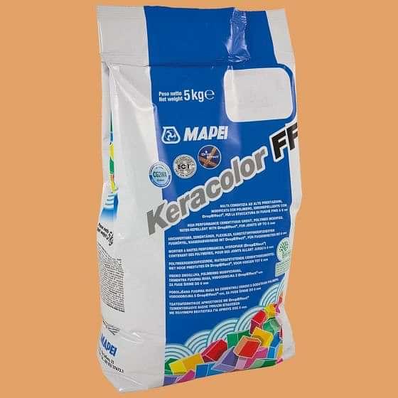 Keracolour FF Caramel (141) Wall & Floor Grout 5kg