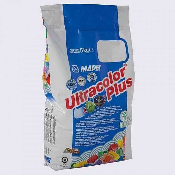 Mapei Ultracolor Plus Moon White (103) Wall & Floor Grout 5kg