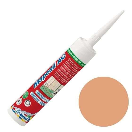 Mapei Mapesil AC Caramel (141) Silicone 310ml