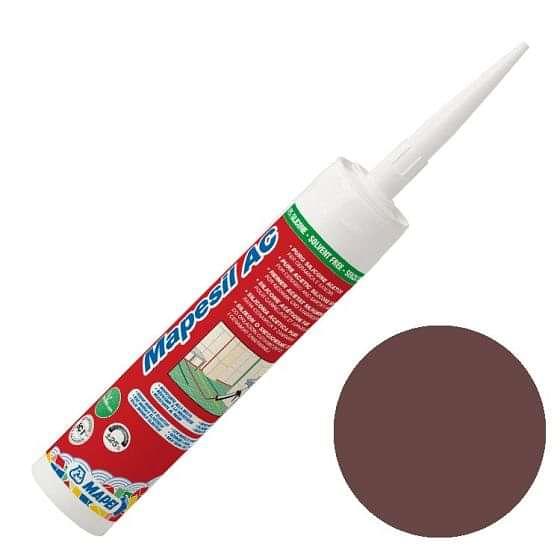 Mapei Mapesil AC Chocolate (144) Silicone 310ml