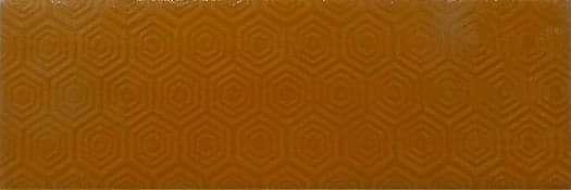 Serene Burnt Orange Decor 100x300