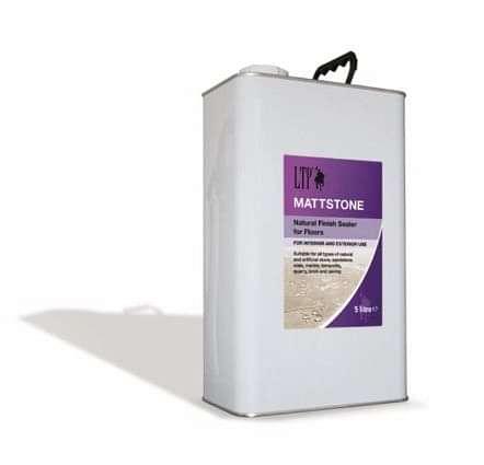 LTP Mattstone Natural Stone Sealer 5ltr