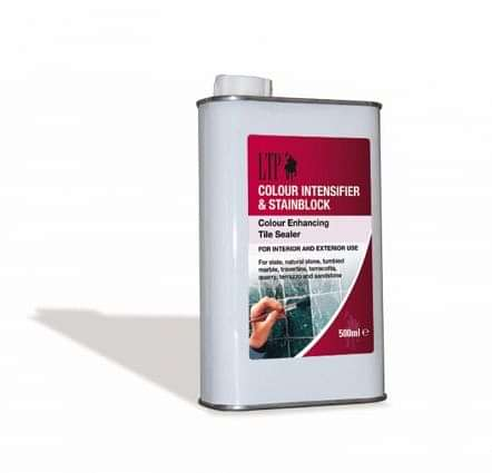 LTP Colour Intensifier Natural Stone Sealer 500ml