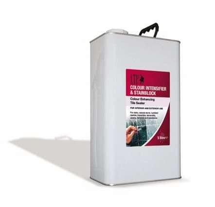 LTP Colour Intensifier Natural Stone Sealer 5ltr