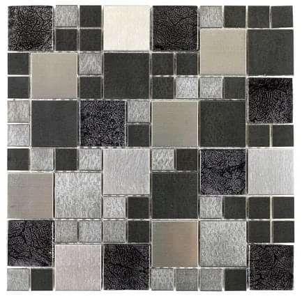 Metallic Modular Mosaic