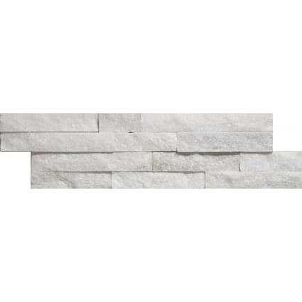 Carrara Slate Split Face Mosaic 100x360