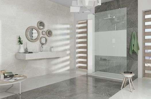 Brooklyn Lux Ice Glazed Porcelain Tile 600 x 600mm