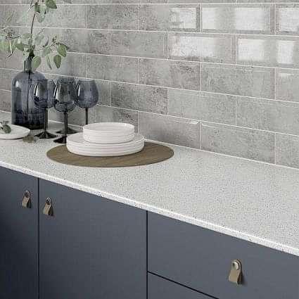 Metro Silver Marble 100x300