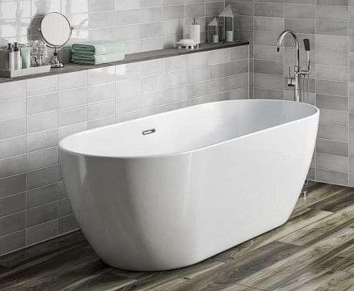 Milan White 100x200