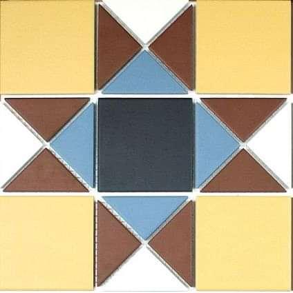 Redland Pattern 300x300 Mosaic