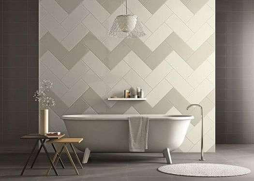 Colonial White (Ghiaccio) 200x457