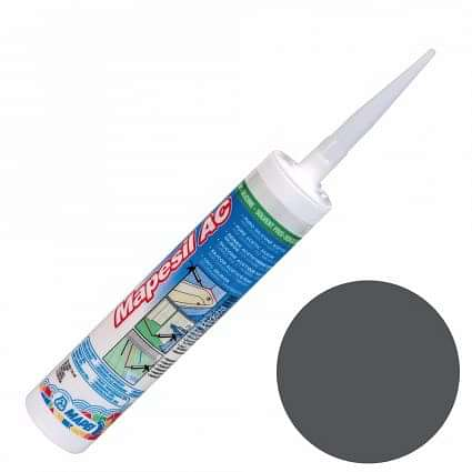 Mapesil AC Anthracite (114) Silicone 310ml