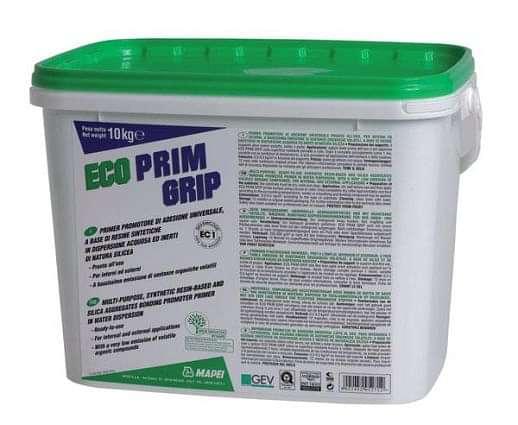 Mapei Eco Prim Grip Primer 10kg