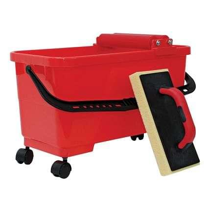 Vitrex Professional Tile Wash Kit 22 litres
