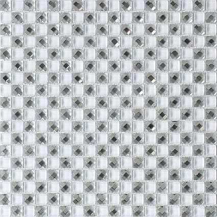 Jewel White Mosaic
