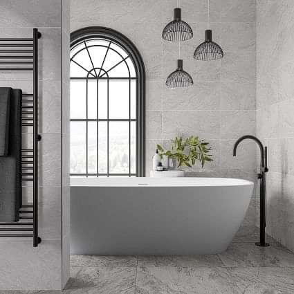 Murale Dark Grey 600x600