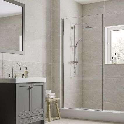 Horizon Light Grey Wall 300x600