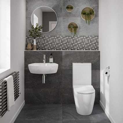 Maverick Grey 370x750