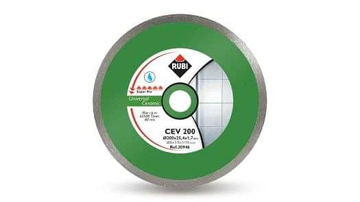 """Rubi CEV 200 (8"""") SuperPro Diamond Blade"""