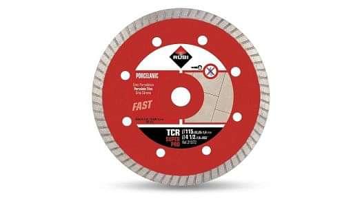 Rubi TCR 115 SuperPro Diamond Blade