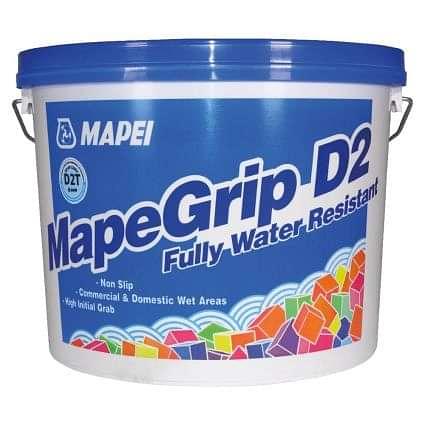 Mapei Mapegrip D2 Wall Tile Adhesive 15kg