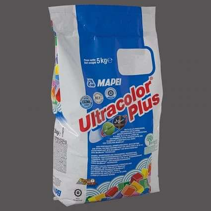 Mapei Ultracolor Plus London Grey (119) Wall & Floor Grout 5kg