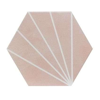 Alexa Hex™ Blush Pink Matt