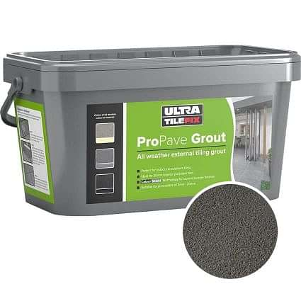 Pro Pave Brush in Grout Grey 15kg