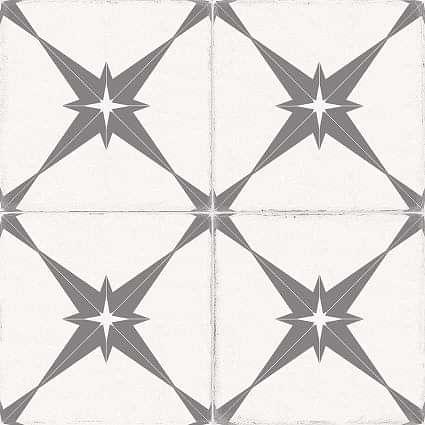 Ornamental Kaira Star Grey 450x450