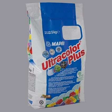 Ultracolour Plus Cement Grey (113) Flexible Wall & Floor Grout 5