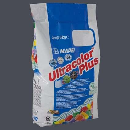 Ultracolour Plus Anthracite (114) Flexible Wall & Floor Grout 5k