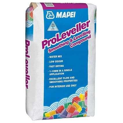 Mapei Pro Leveller 1-10mm 20kg
