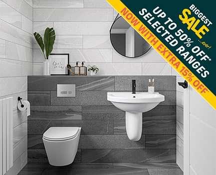 Cumbria Bathroom Wall & Floor Tile