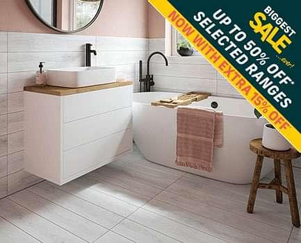 Stanton Wood Bathroom Tile
