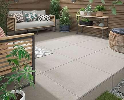 Stone Effect Outdoor Tiles