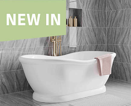 Sabino Porcelain Bathroom tile